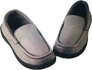Toasties Men's Memory Foam Slippers