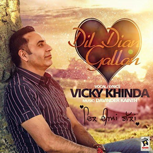 Vicky Khinda