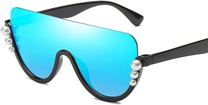 Sunglasses Ladies One Sunglasses Colorful Half-Frame Sun Glasses