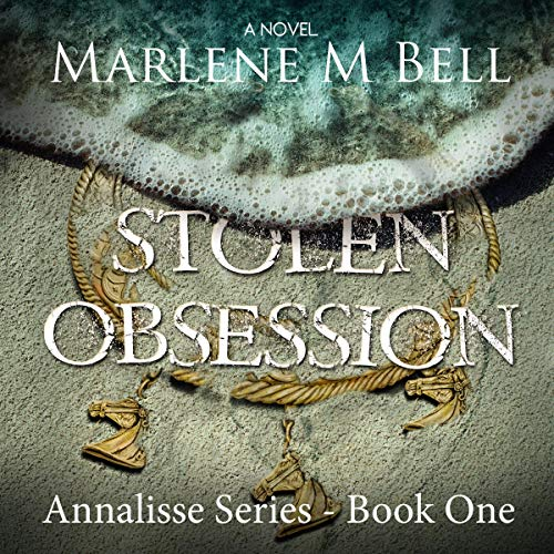 Stolen Obsession  audiobook cover art