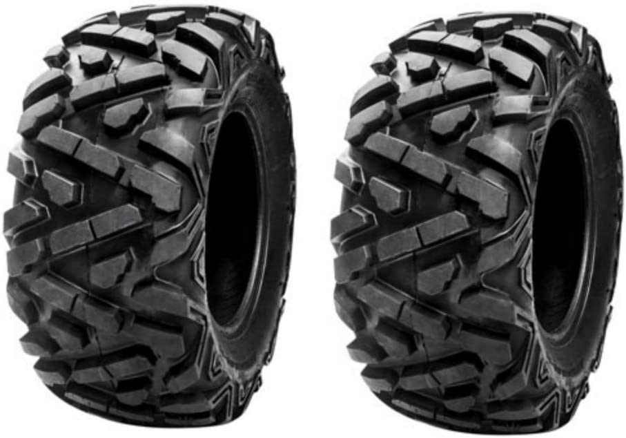 Tusk TriloBite Manufacturer OFFicial shop HD 8-Ply Pair Dallas Mall of Kawasaki for 25x8-12 PRAIR Tires