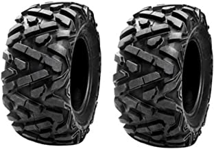 Tusk TriloBite HD 8-Ply Pair of Tires 27x9-14 for Can-Am Outlander 650 EFI 2009-2018