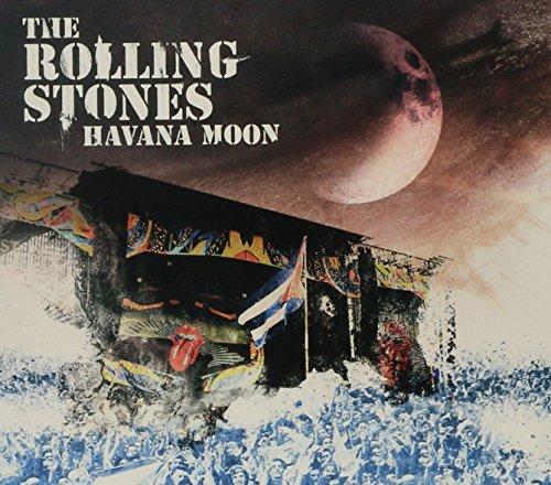 Rolling Stones - Havana Moon (Ltd. DVD + 2 CDs) [3 Discs]