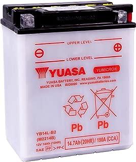 Yuasa YUAM2214B YB14L-B2 Battery