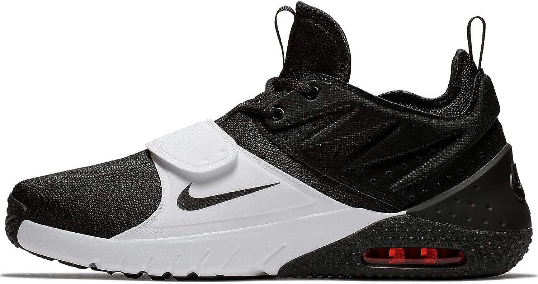 Nike Air Max Trainer 1 Sz 10.5 Mens Cross Training Black White-Red Blaze shoes