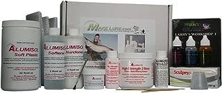 Alumilite Make Fishing Lures Soft Bait Kit