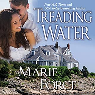Treading Water audiobook cover art