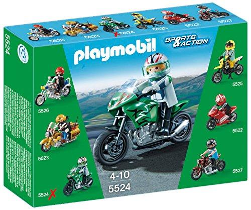 Playmobil - 5524 - Sports Bike