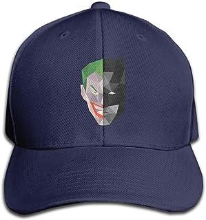 agmpoユニセックスThe Joker and bathero Peaked野球キャップ帽子