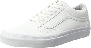vans old skool classic tumble true white