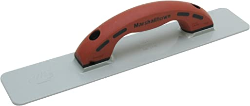 MARSHALLTOWN The Premier Line 148RD 16-Inch by 3-1/8-Inch Cast Magnesium Hand Float with Large DuraSoft Handle