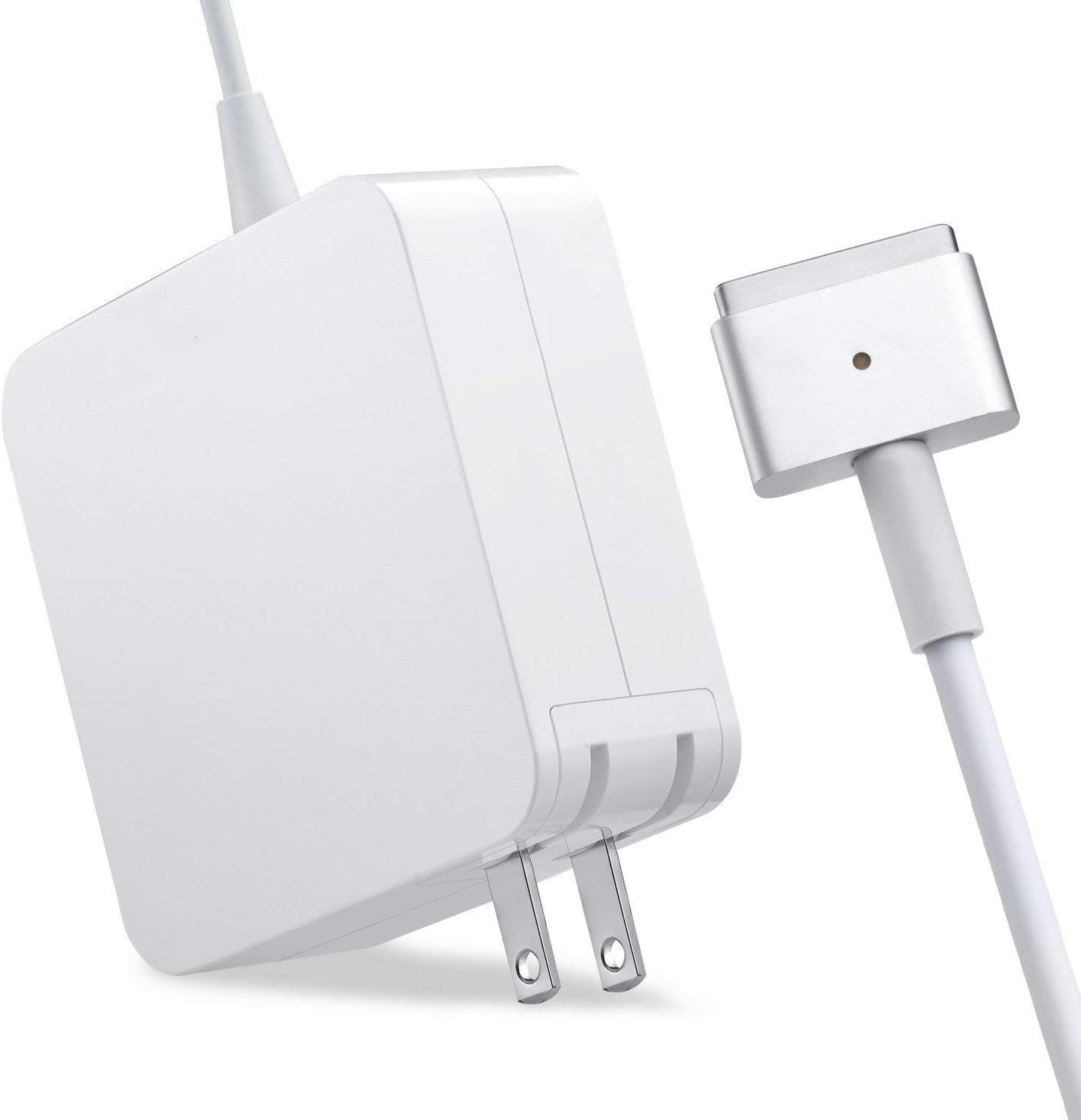 Mac Book Air Charger, AC 45W Magnetic T-Tip Power Adapter Charger Compatible with MacBook Air 11-inch/13-inch (After Mid 2012)