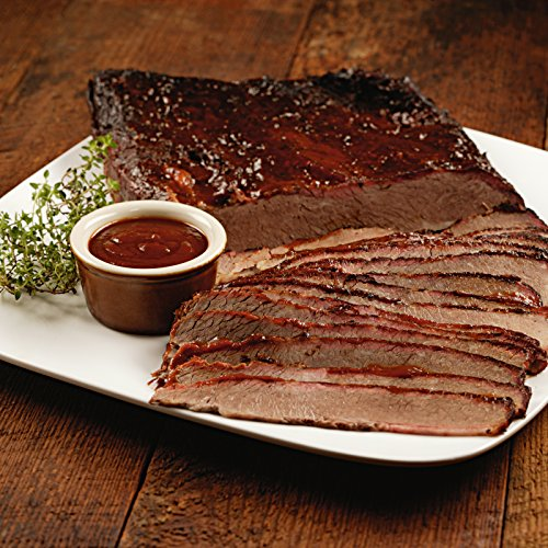 Kansas City Barbecue Beef Brisket, 4 count, 28 oz each from Kansas City Steaks