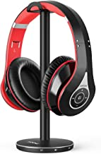 Mpow 059 TV Bluetooth Headphones, Wireless Headphones Over Ear with 100ft Wireless Range and Up to 25H Playtime, Bluetooth 5.0 TV headsets, Rechargeable, Foldable, for TV/PC and AV Receivers