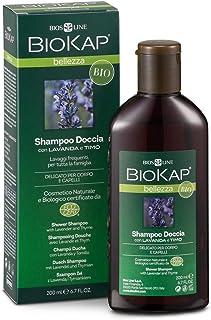 Bios Line Biokap Shampoo per Uso Frequente, con Lavanda e Timo, 200 ml