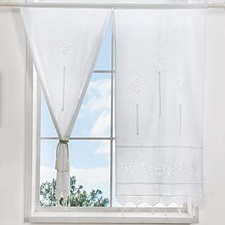 Best crochet shower curtain Reviews
