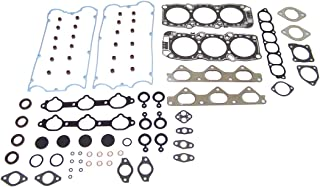 DNJ HGS126 Graphite Head Gasket Set for 1991-1999 / Dodge, Mitsubishi / 3000GT, Diamante, Stealth / 3.0L / DOHC / V6 / 24V / 181cid / 6G72, 6G72T, 6G72T