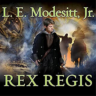Rex Regis audiobook cover art