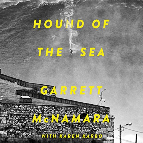 Hound of the Sea audiobook cover art