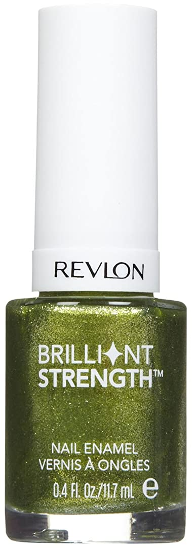 アジアより多いクリケットREVLON BRILLIANT STRENGTH NAIL ENAMEL #120 TANTALIZE