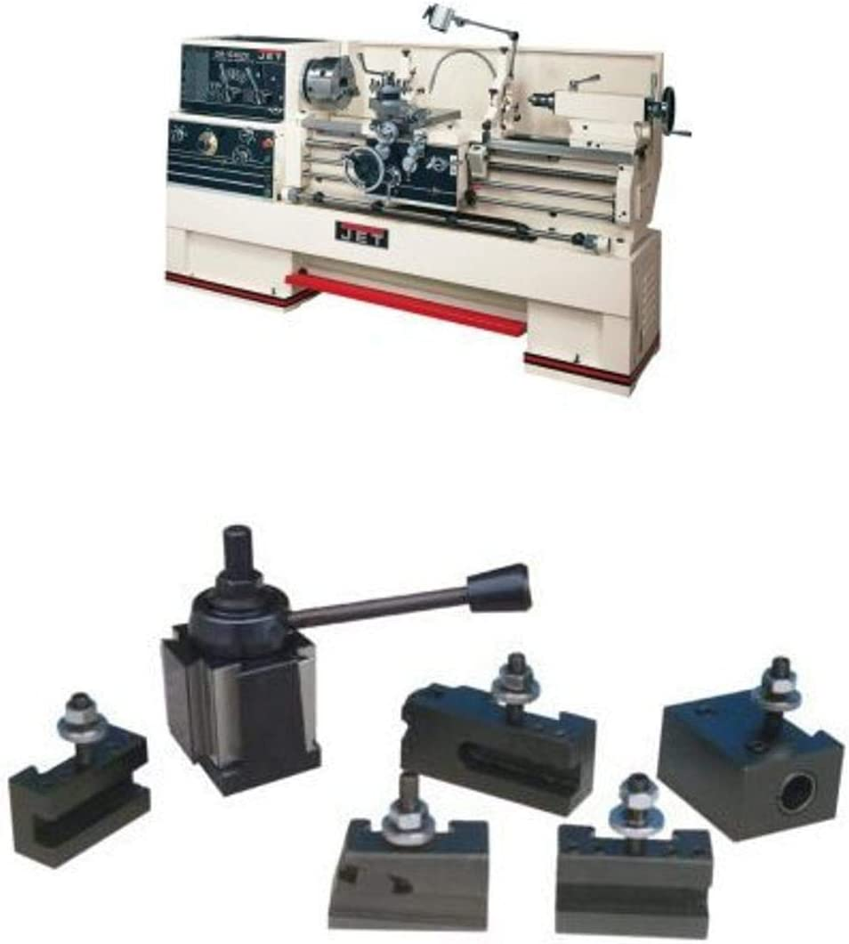JET GH-1640ZX Lathe with NEWALL Installed High order Se 300 DP700L Challenge the lowest price of Japan DRO