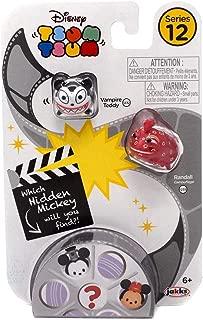 Tsum Tsum Disney Series 12 - Vampire Teddy/Randall/Hidden Mickey