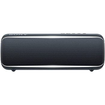 Sony SRS-XB22 Portable Wireless Bluetooth Black Speaker (Each)