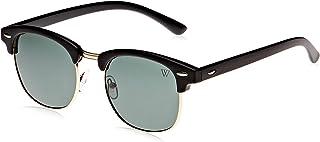 Winstonne Apollo Men's Square Polarized Sunglasses