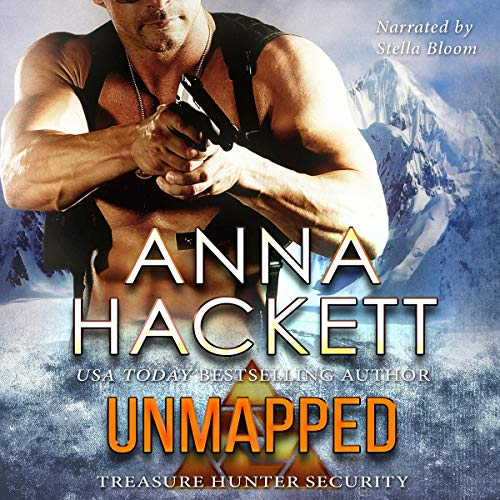 Unmapped audiobook cover art