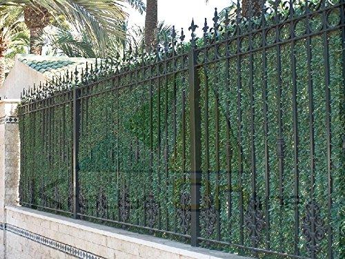 Catral 43030007 Seto Artificial, Verde, 300x3x150 cm