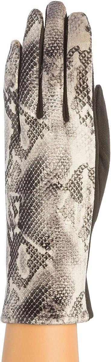 Python Design Gloves Warm Cold Weather Winter Fashion Gloves