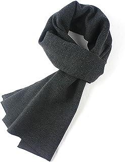 アンミダ(ANMIDA)チクチクしない綿100% コットン100%ニットマフラー ニット マフラー コットン 天然素材 敏感肌 レディース メンズ 防寒 秋冬 静電気防止