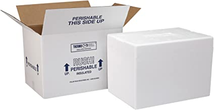 insulated foam box