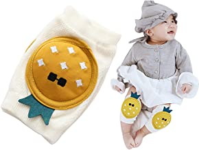 Angzhili Baby Knee Protectors for Crawling,Unisex Baby Crawling Anti-Slip Knee,Toddlers Kneepads Safety Protective Cover
