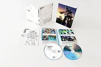 アクエリオンロゴス Vol.5 [Blu-ray]