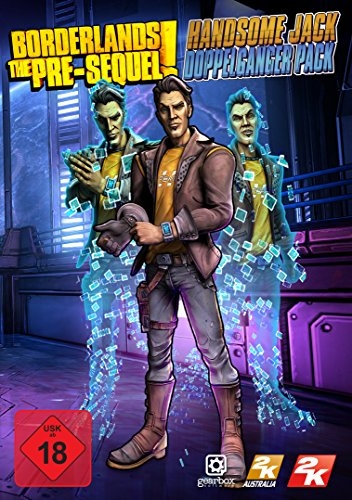 Borderlands The Pre-sequel Handsome Jack Doppelganger Pack [PC Steam Code]