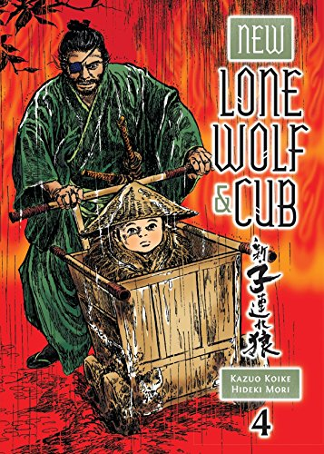 New Lone Wolf and Cub Volume 4
