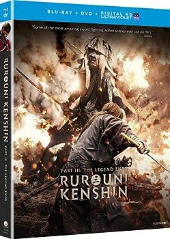 Rurouni Kenshin  Part III - The Legend Ends [Blu-ray]