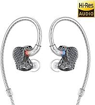 FiiO FA7 Best Over The Ear Headphones/Earphones Detachable Cable Design HiFi Quad Balanced Armature Driver in-Ear Monitors...