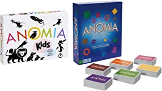 Everest Toys Anomia Kids Children's Card Game + Anomia Party Edition Value Pack!!