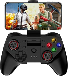 Mobile Game Controller, Megadream Wireless Key Mapping Gamepad Joystick Perfect for PUBG & Fotnite &
