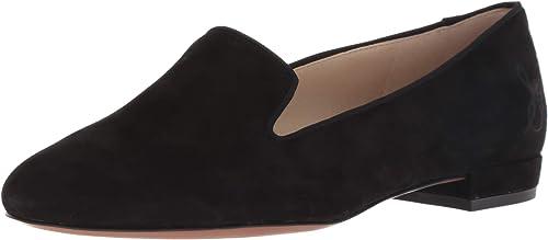 Sam Edelman Wohommes Jordy noir Enfant Suede Leather Leather 9.5 M US M  40% de réduction