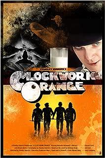 A Clockwork Orange Movie Poster 24