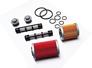 NEW KTM OIL FILTER SERVICE KIT 2012-2015 690 DUKE BLACK WHITE ENDURO 75038046110