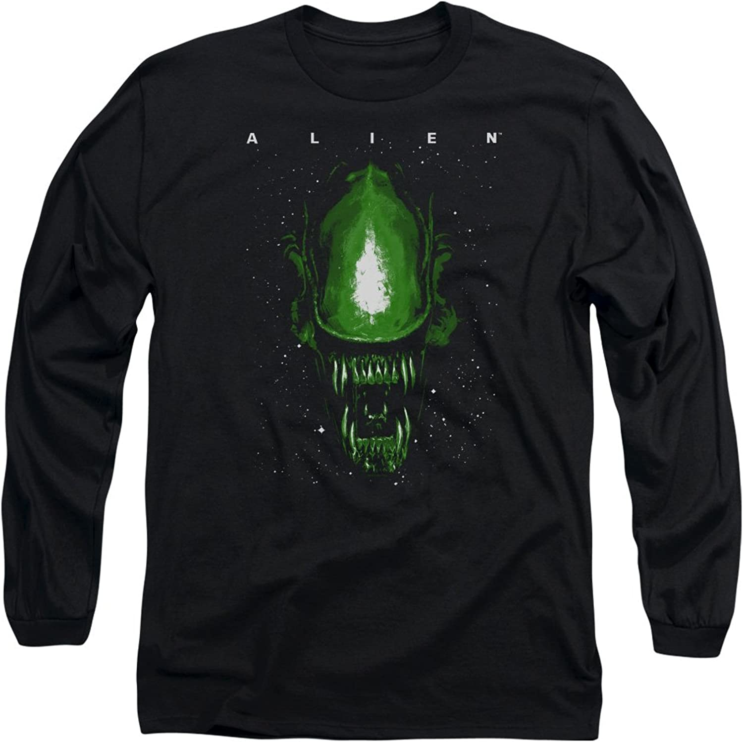 Aliens - Mens Space Long Sleeve Sleeve Sleeve T-Shirt 71013d