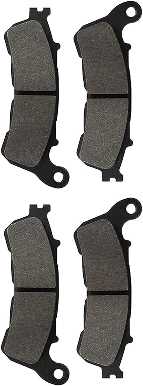 Front shopping Brake Sale item Pads for Honda VFR800 XC VFR Crossrunner 201 800