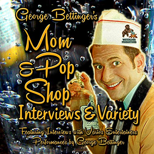 George Bettinger's Mom & Pop Shop Interviews & Variety, Box Set copertina