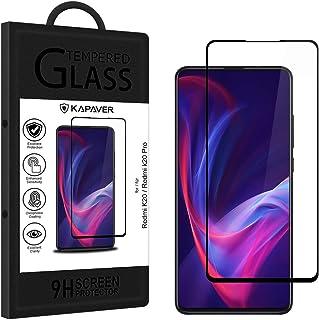 KAPAVER® 3D Full Cover Edge to Edge Full Glue Tempered Glass Screen Guard Protector Compatible for Xiaomi Mi 9T Case/Xiaomi Redmi K20 Pro/Redmi K20