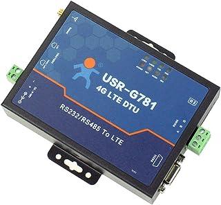USR 4G LTE Modem USR-G781 Industrial Celluar Serial Modem Data Converter to Ethernet Support APN and VPN Network