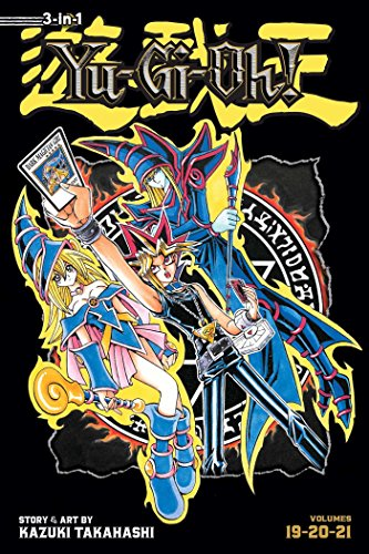 Yu-Gi-Oh! 7: 3-in-1 Edition: Includes Vols. 19, 20 & 21: 19-21